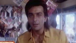 Sanjay Dutt falls in love at first sight Saajan