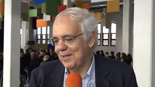 Prof. Bruno Siciliano interview -  Tutti a ISCOL@ Linea B3 IDEA - 12 Feb 2019