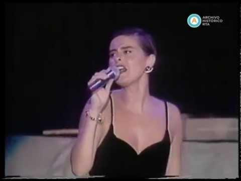 Lisa Stansfield en Rock in Rio, 1991 (parte II)