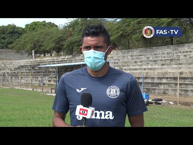 Declaraciones Mauricio Cuellar   FAS vs Firpo   Jornada 4  - Fase 2   Clausura 2021