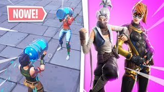 UPDATE 8.1: New animations, new skins and emotes in the game.. Fortnite