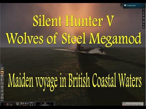 Silent Hunter V: Maiden voyage in British Coastal Waters
