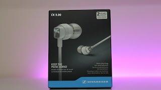 Sennheiser CX 3 00 In-Ear Headphones Review