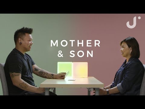 Mother & Son Play Candid Game of 'Never Have I Ever'   Shirley & AJ Rafael