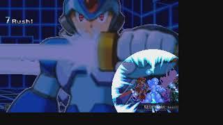 Mega Man X MUGEN : Awakened X and Iris Vs iX and Nightmare Awakened Zero