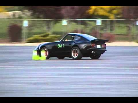 Widebody Datsun 240Z - YouTube