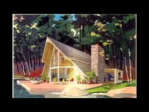A Frame House Plans - YouTube