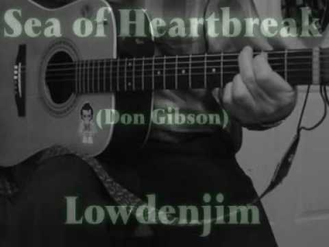 Sea of Heartbreak - Don Gibson (Cover)