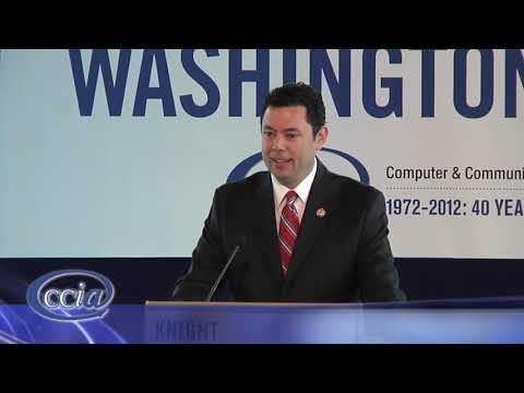 Representative Jason Chaffetz CCIA Washington Caucus 2012