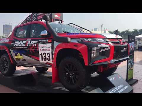 Mitsubishi Triton Build By Offroad Animal