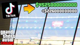 Testing Viral Tiktok GTA 5 Money Glitches #11