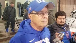 Duke head coach David Cutcliffe says Clemson is best team he's played