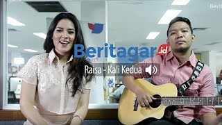Video Raisa - Kali Kedua Live di Ruang Berita Beritagar download MP3, 3GP, MP4, WEBM, AVI, FLV Mei 2018