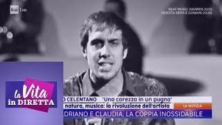 Adriano Celentano - La vita in diretta 05/06/2019