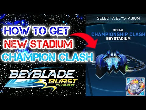 HOW TO GET NEW BAYSTADIUM BEYBLADE BURST TURBO APP