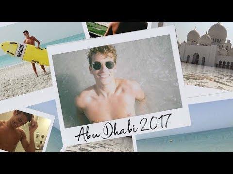 DE RETOUR + ABU DHABI VLOG !!