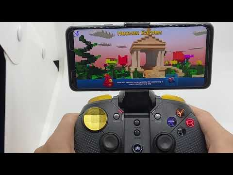 Gameplay With Controller Pixel Gun 3D For Android