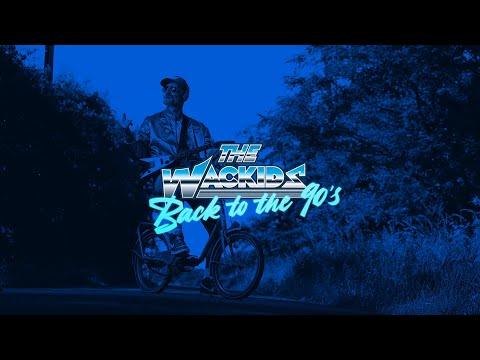 THE WACKIDS - BACK TO THE 90's / TEASER #1 SPEEDFINGER
