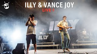 Illy & Vance Joy - Riptide (triple j One Night Stand 2014)
