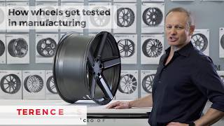 FUEL AUTOTEK Media: Wheel Quality | How Wheels get tested in the manufacturing