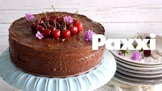 Τούρτα μους σοκολάτας - Paxxi E137