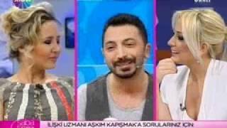 Aşkım Kapışmak - Show TV ''Saba Tümer ile Bugün''