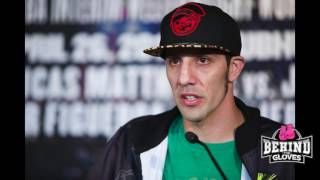 JOHN MOLINA WANTS REMATCH WITH MATTHYSSE, WANTS TO BE CO-FEATURE FOR CANELO-CHAVEZ JR