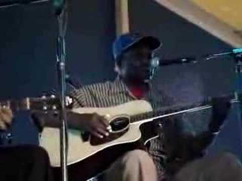 David Honeyboy Edwards Live Memphis May 2007