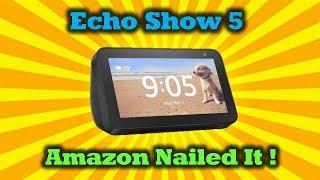 Amazon Echo Show 5 - Amazing Tech For Under $90
