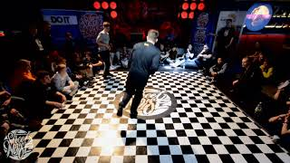 Bboy Monster vs Bboy Beetle | Półfinał Bboying Open 1vs1 - Street Noise 2019