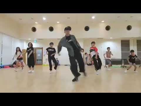 FreeM SATOSHI中上級 キッズダンス
