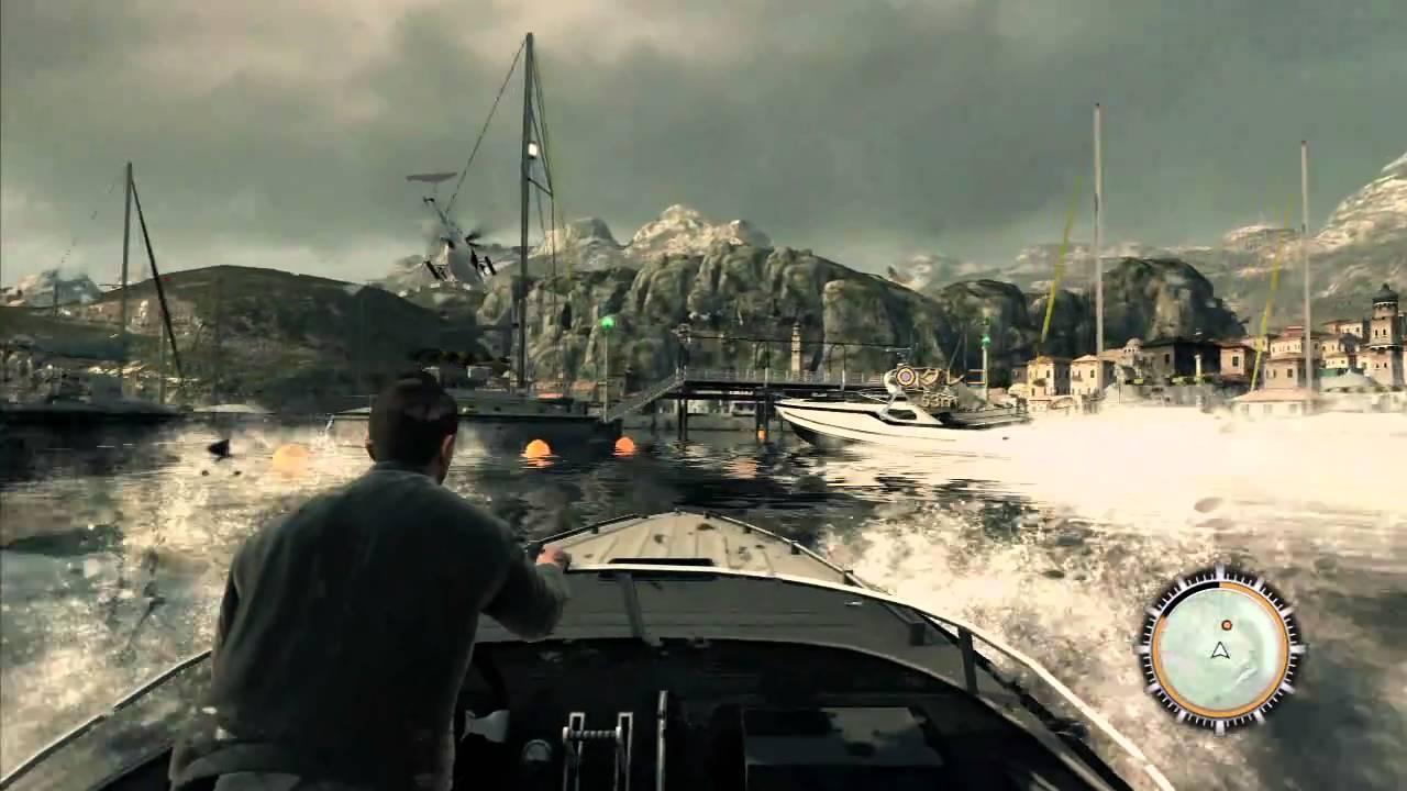 007/ブラッドストーン: Gameplay...