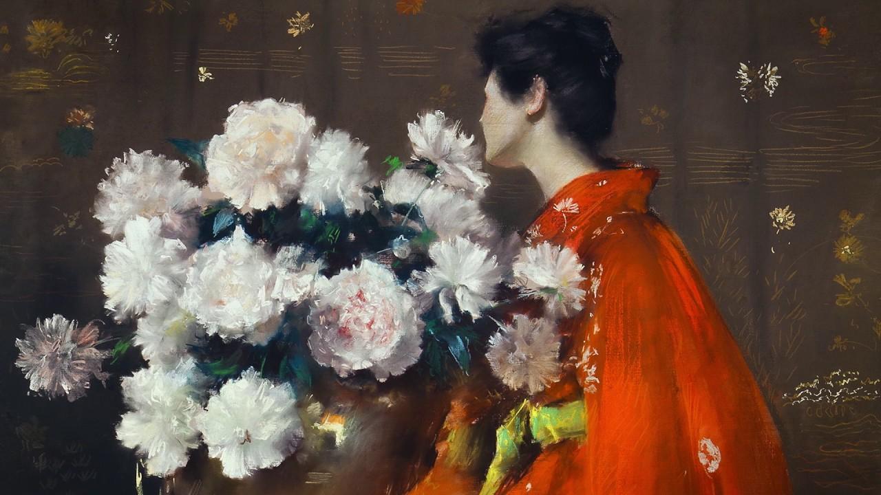 Il giardino degli artisti l 39 impressionismo americano solo il 9 e 10 maggio al cinema youtube - Il giardino degli artisti ...