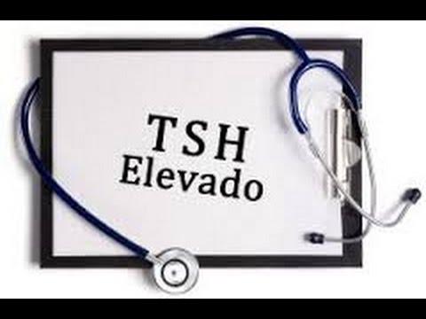 Quanto mais se precisa de Iodo mais o TSH vai subir