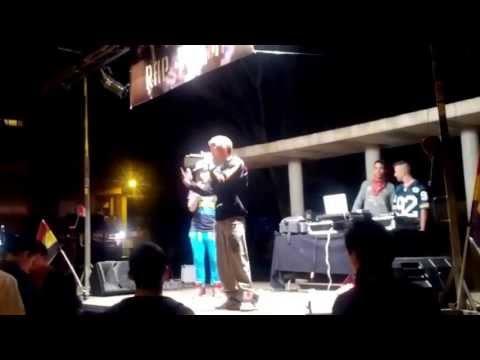 Concierto rap publik Gairah y bash  alginet 1932013