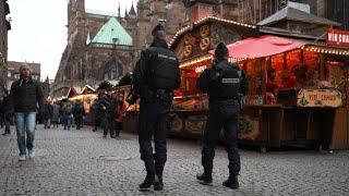 Attentat de Strasbourg : le marché de Noël a rouvert, Macron attendu dans la journée