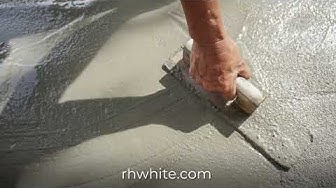 Comprehensive Construction Services -  R.H. White Construction