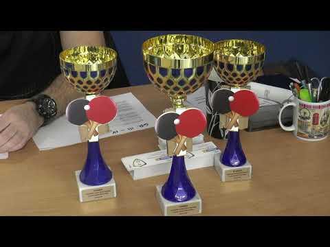 I Turniej tenisa stołowego w Dołdze