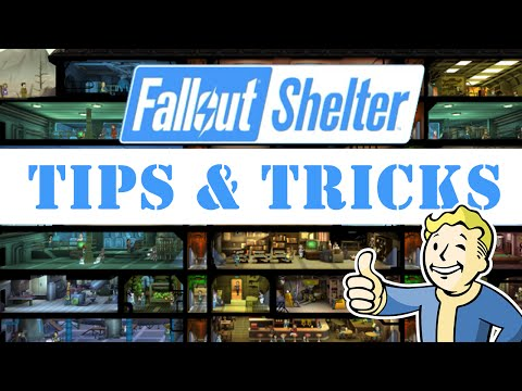 Fallout Shelter Guide | Tips & Trick