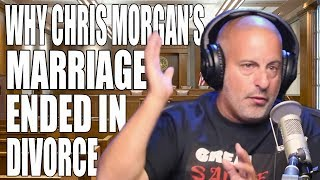 Why Chris Morgan's Marriage Ended In Divorce