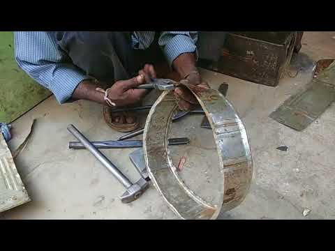 Tin se Channi Banana | Chhalanee Banana | Strainer or Sieve Making by Tin | Grain Filter Design