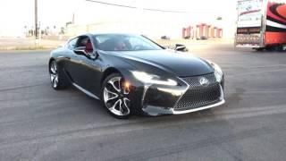 Lexus LC 500 2017 Videos