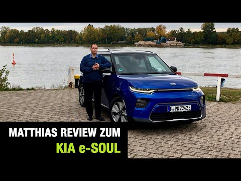 2020 Kia e-Soul (204 PS, 64 kWh) 🔋🔌 | Fahrbericht | FULL Review | Test-Drive | Laden | Reichweite.
