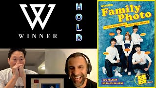 Cover images WINNER - Hold - Reaction