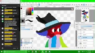 animating. again