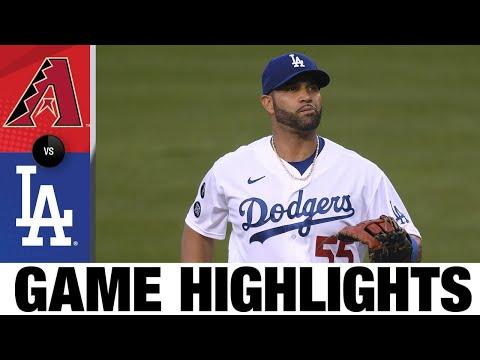 D-backs vs. Dodgers