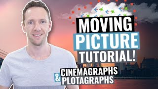 Comment Faire des Images animées sur Votre Téléphone! (Plotagraph & Cinemagraph Tutoriel)