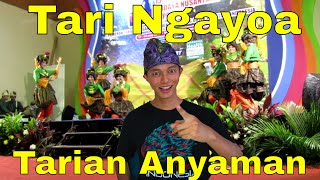 Tari Ngayoa - Filosofi Menganyam Masyarakat Sungaipenuh #Reaction&Analysis Mp3