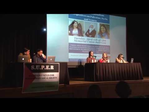 Perspectives on Palestine, Syria, and Yemen - Abby Martin, Mnar Muhawesh, Rania Khalek