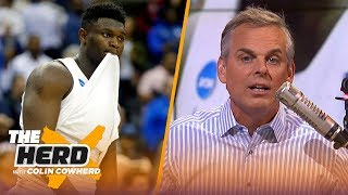 Download Zion Williamson should explore options to not play for the New Orleans Pelicans | NBA | THE HERD Mp3 and Videos